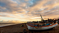 Fishing Boats - Aldeburgh