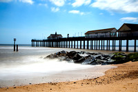 Southwold Pier in Suffolk